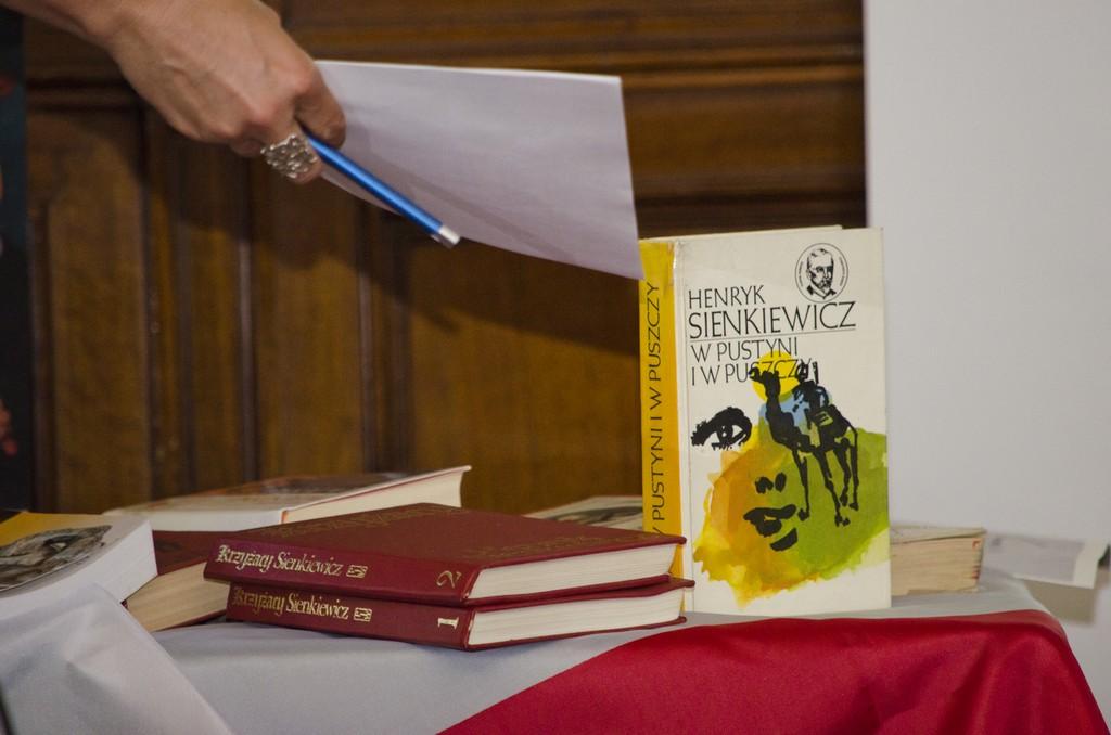 Wspólne międzypokoleniowe czytanie powieści Henryka Sienkiewicza