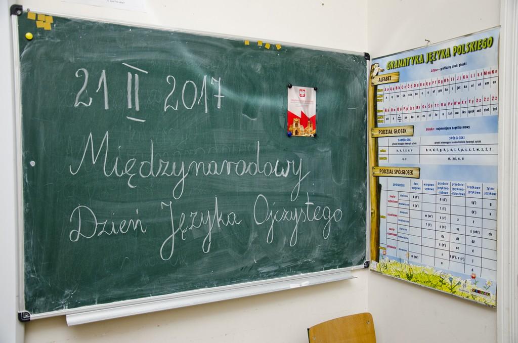 Міжнародний  День Рідноі мови у польському культурному центрі ім.А.Міцкевича