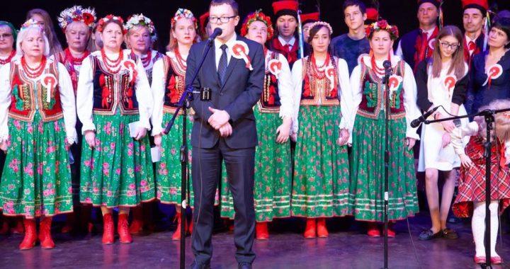 """""""Dla Niepodległości"""". Koncert z okazji stulecia odzyskania niepodległości przez Polskę w Odessie"""