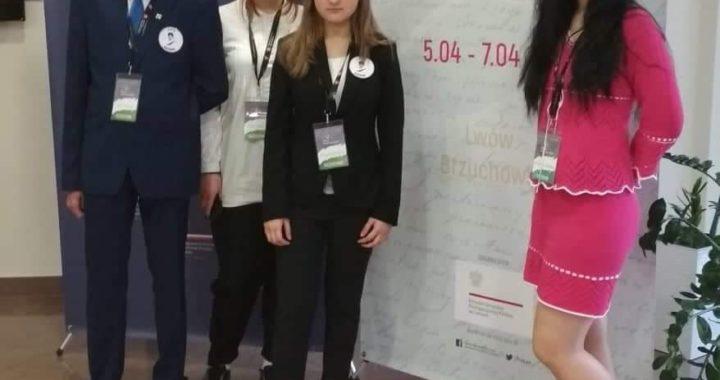 """XI konkursie wiedzy o kulturze i języku polskim """"Znasz-li ten kraj"""""""