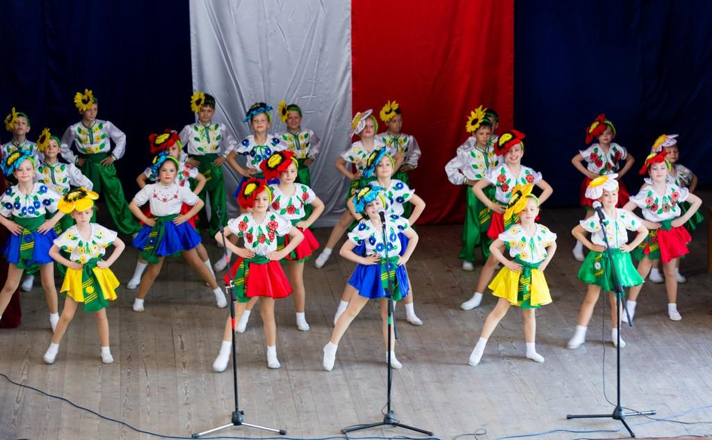 Праздничный концерт посвященный Дню Конституции Польши(фотоотчет)
