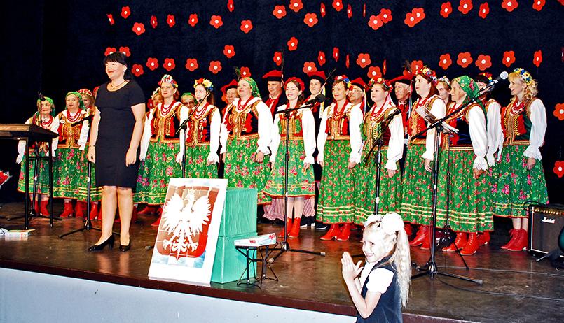 """Chór """"Polskie Kwiaty"""""""