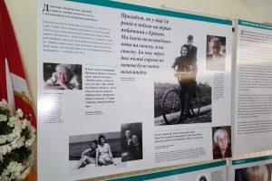 """Wystawa """"Z narażeniem życia…""""  w Odeskim Muzeum Holokaustu"""