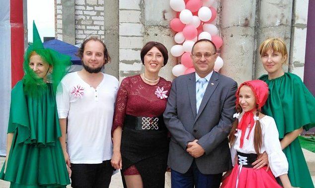 Odessianie na IV Festiwalu Kultury Polskiej w Jużnoukraińsku