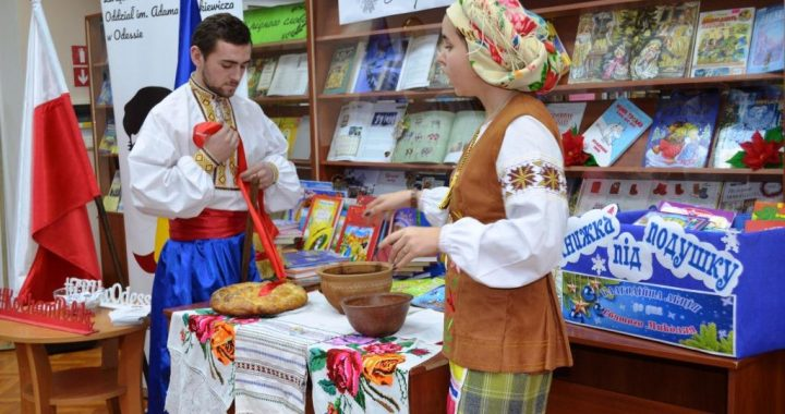 """«За Андрієм на Andrzejki"""". Wspólny polsko-ukraiński wieczór wróżb."""